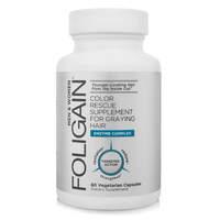 Vitamíny proti šediveniu vlasov