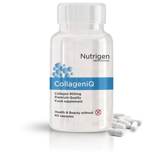 kolagénové tabletky