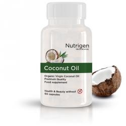 Panenský kokosový olej bio