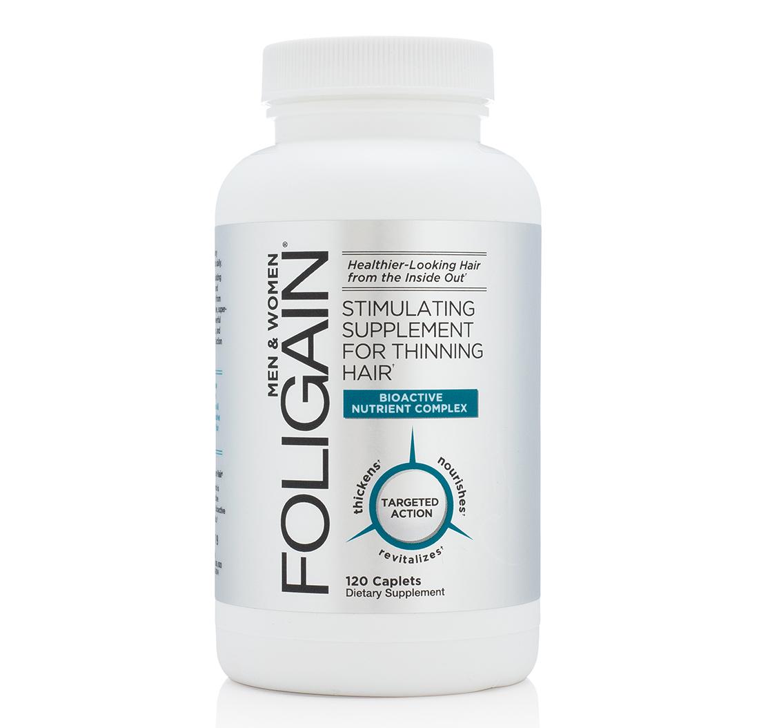 Vitamíny na vlasy Foligain