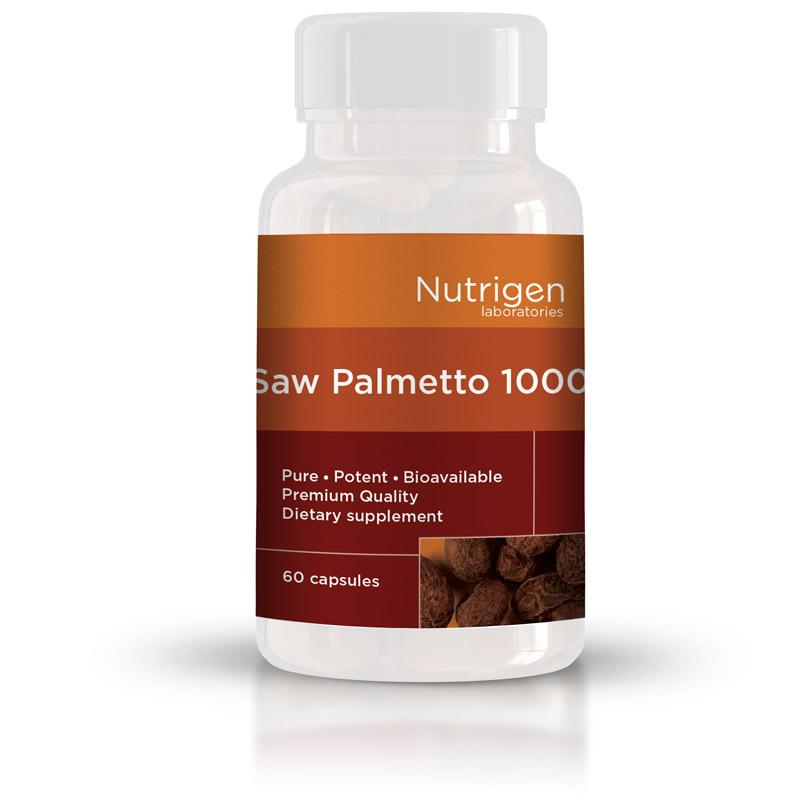 saw palmetto 1000