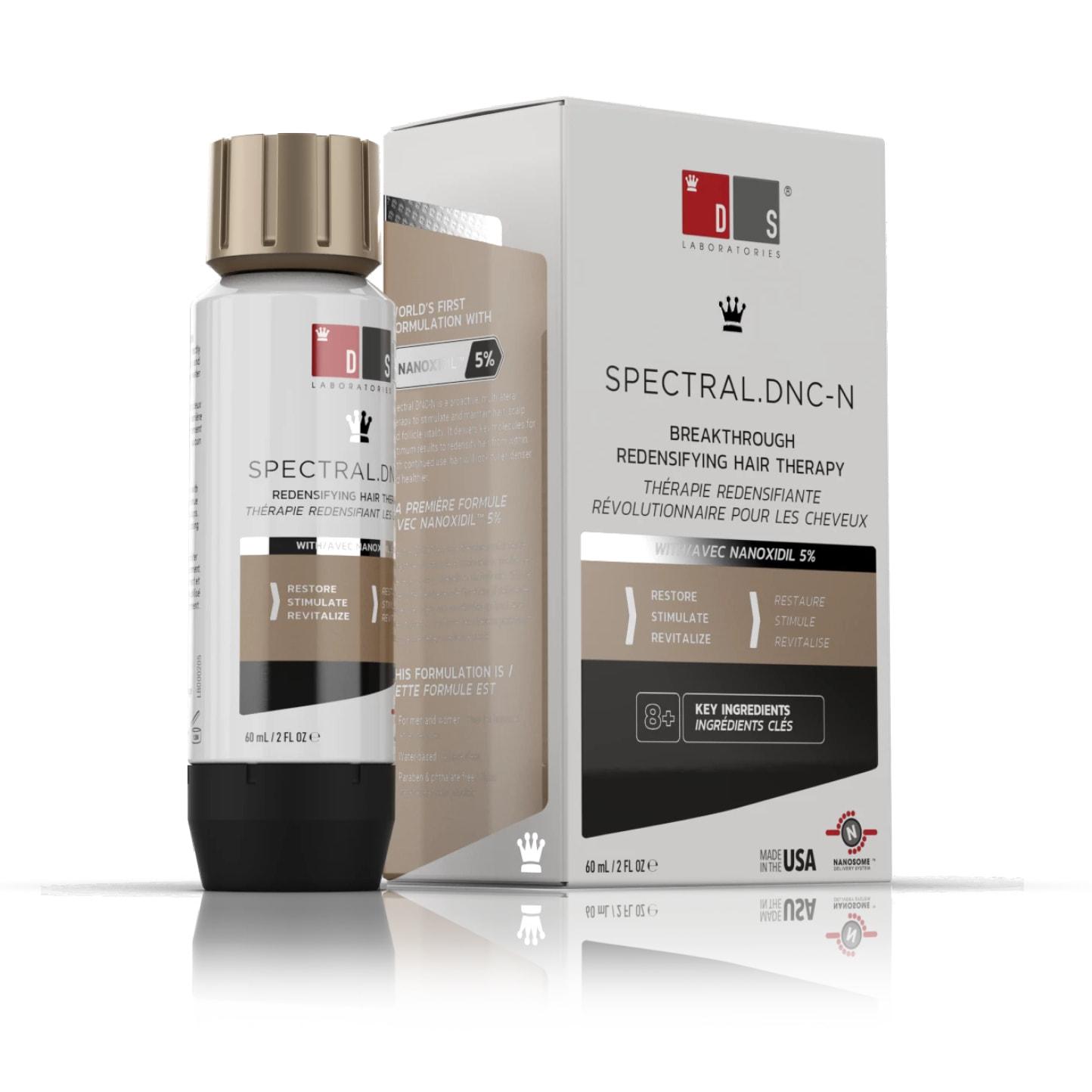 Spectral DNC-N proti vypadávaniu vlasov