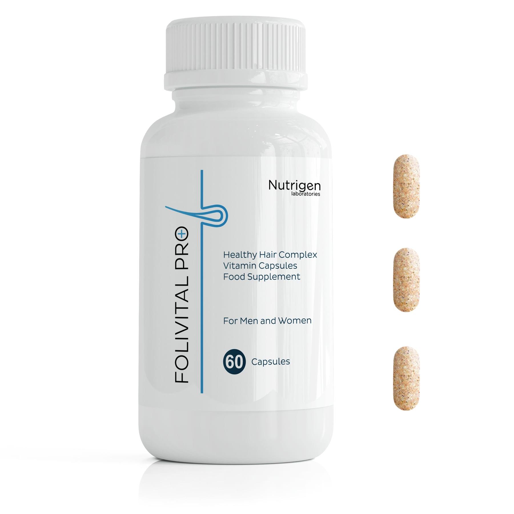 vitamíny na vlasy FOLIVITAL PRO