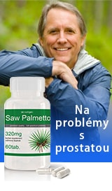 saw palmetto na prostatu