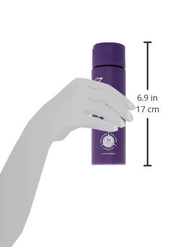 Šampón proti padaniu vlasov pre ženy Foligain - rozmery